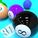 真实3D台球-经典8球