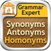 Grammar Expert: Synonyms, Antonyms and Homonyms