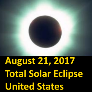 2017 Total Solar Eclipse USA