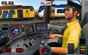 城市列车模拟器2019游戏图1