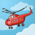 直升機跑酷2游戲