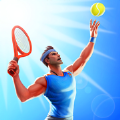 Tennis Clash Top 3D Ball Game游戏中文内购破解版