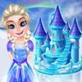 冰娃娃屋设计游戏