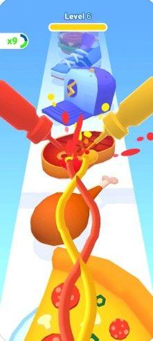 醬汁噴濺游戲圖2