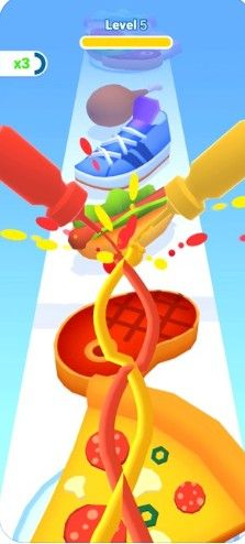 醬汁噴濺游戲圖3
