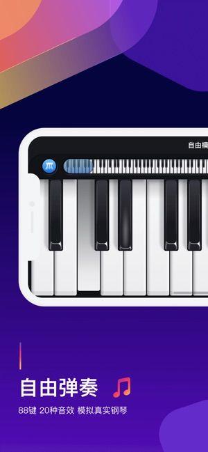 鋼琴彈奏大師游戲圖1