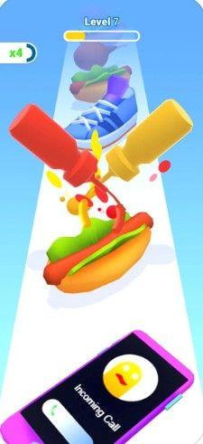 醬汁噴濺游戲安卓官方版(Sauce Splash)圖片1