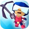 雪山救援冒險游戲