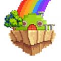 像素藝術彩色島游戲