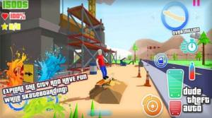 冒险开放世界游戏安卓手机版图片1