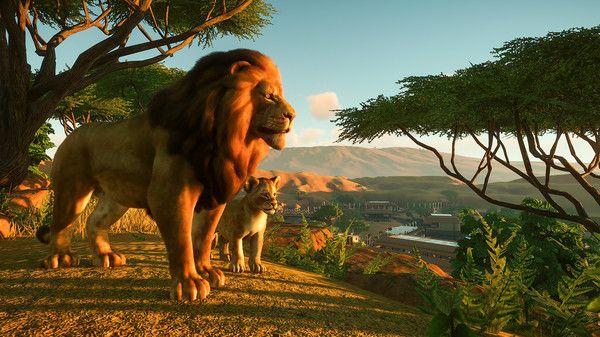 动物园之星免费完整豪华内购破解版(Planet Zoo)图片1