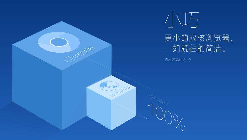 世界之窗瀏覽器極速版最新版本電腦官方下載圖片1