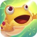 青蛙跳跳一跳沖天游戲