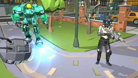 超級機器人戰場游戲圖2