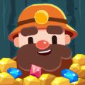 鉆石礦工挖寶者游戲