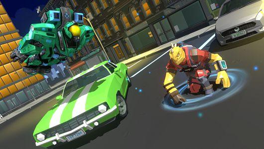 超級機器人戰場游戲安卓版圖片1