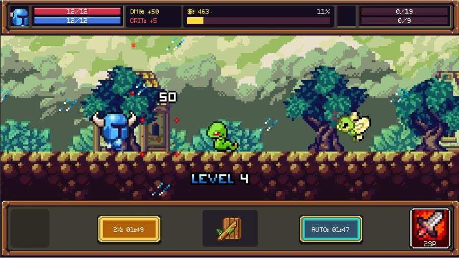 墮落騎士游戲安卓版圖片1