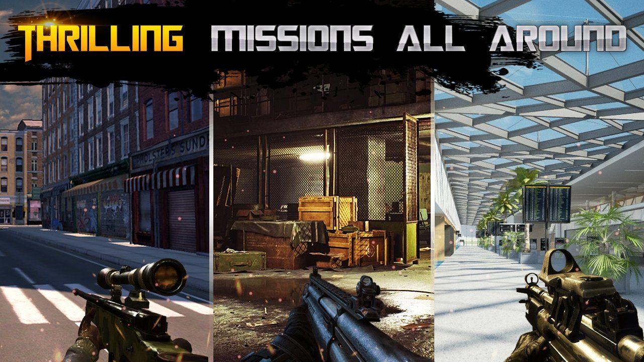 狙擊手攻擊游戲圖3