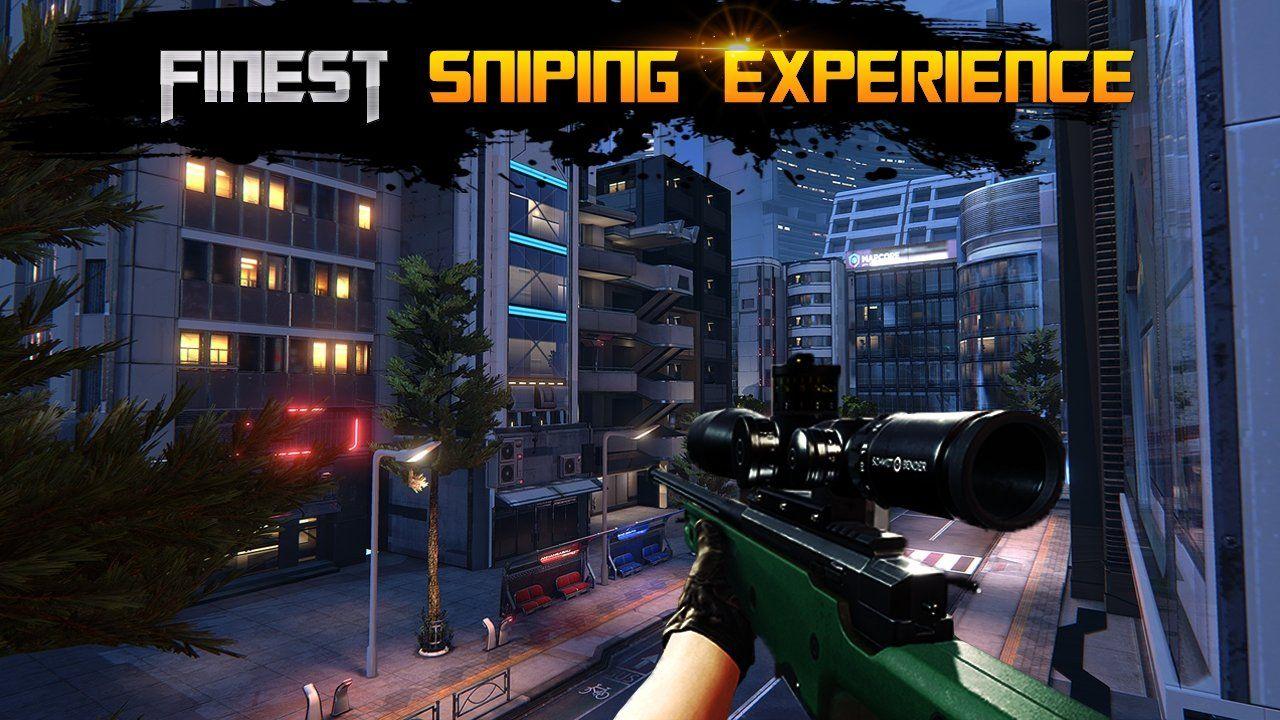 狙擊手攻擊游戲圖1