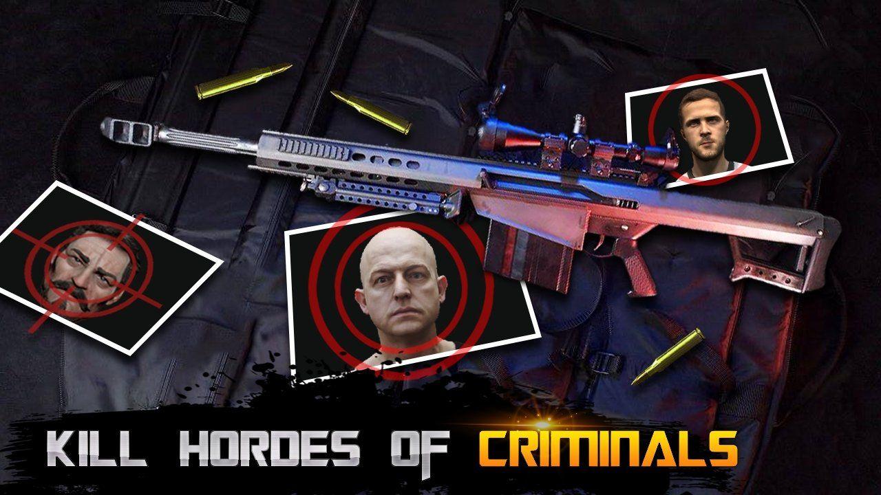 狙擊手攻擊游戲安卓版圖片1