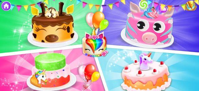 獨角獸蛋糕制作者游戲安卓版圖片1