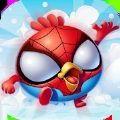 蜘蛛鸟跳跃游戏