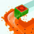 水果滚轮迷宫游戏