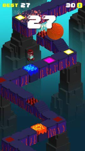 神庙奔跑者躲闪和逃跑游戏图3
