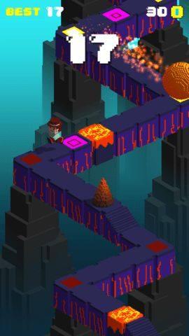 神庙奔跑者躲闪和逃跑游戏官方安卓版图片1