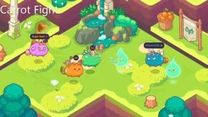 胡萝卜大战游戏图1