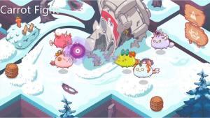 胡萝卜大战游戏官方安卓版(Carrot Fight)图片1