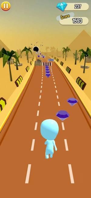 扭曲色彩跑步者游戏安卓版图片1