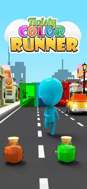 扭曲色彩跑步者游戏安卓版图片2