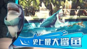 饥饿鲨世界3.7.0无限金币钻石最新内购破解版图片1