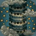 塔顶冒险游戏