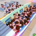 超载地铁游戏