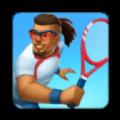 网球摔跤游戏