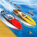 速度船竞速仿真器3D游戏