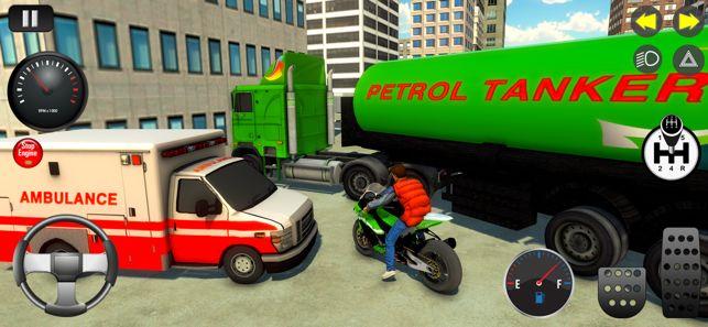 实战卡车城安卓版图1