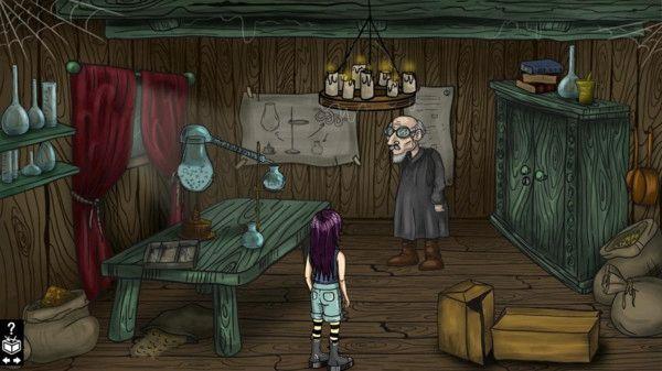 爱丽丝与魔龙游戏安卓版图片1