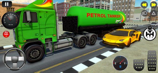 实战卡车城安卓版图2