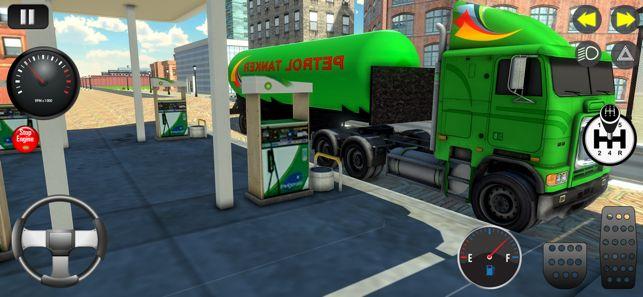 实战卡车城游戏安卓版图片1