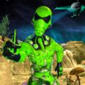 綠區51外星人逃生游戲