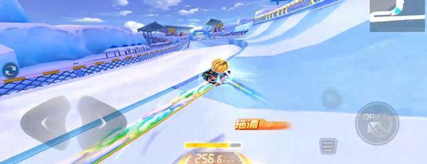 跑跑卡丁車手游冰山極速寶箱怎么找?冰山極速地圖寶藏位置詳情介紹[視頻][多圖]圖片2