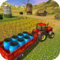 農業拖拉機駕駛模擬游戲