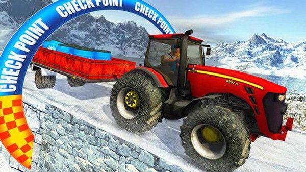 農業拖拉機駕駛模擬游戲圖3