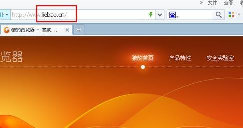 猎豹浏览器怎样设置密码锁?猎豹浏览器