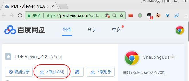 Chrome浏览器如何安装与使用PDFViewer扩展程序[多图]图片2