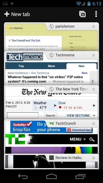 谷歌浏览器ipad版图3