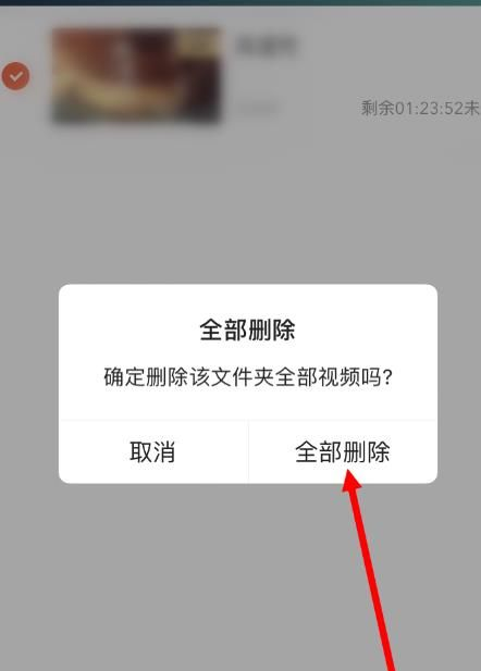 爱奇艺怎么将已下载的电影删除?爱奇艺将已下载的电影删除的方法[多图]图片7